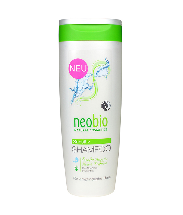 NEOBIO Šampon Sensitiv Bio Aloe Vera 250ml