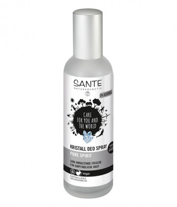 SANTE Original Krystall Deo Spray Pure Spirit 100ml