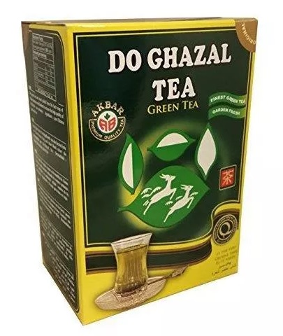 Čaj Do ghazal Zelený 250g