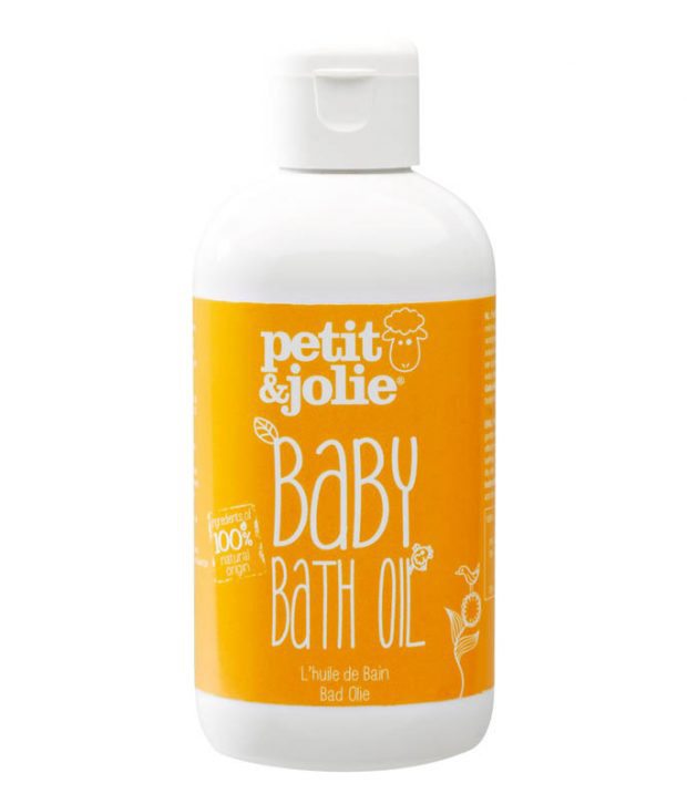 PETIT & JOLIE Olej do koupele 200ml