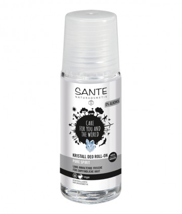 SANTE Original Kristall Deo Roll-on Pure Spirit 50ml