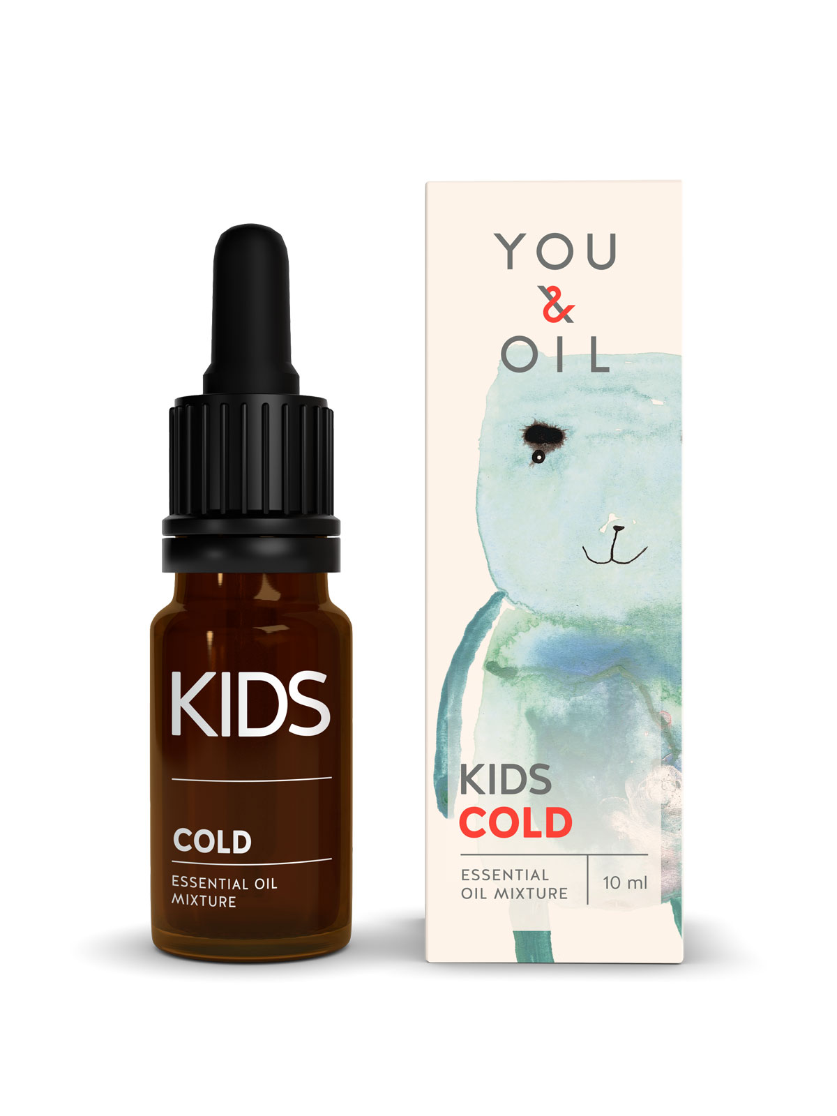 YOU & OIL KIDS Nachlazení BIO 10ml